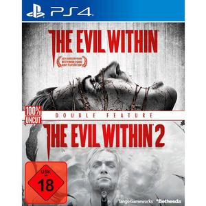 BETHESDA The Evil Within + The Evil Within 2 (Double Feature) PlayStation 4