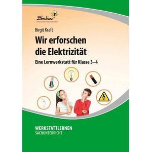 Lernbiene Verlag GmbH Wir erforschen die Elektrizität (CD-ROM)