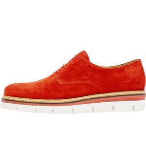 BIANCO Inn. Lace Schuhe Damen Rot