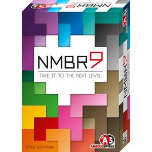 AMIGO ABACUSSPIELE 04171 - NMBR 9, Legespiel