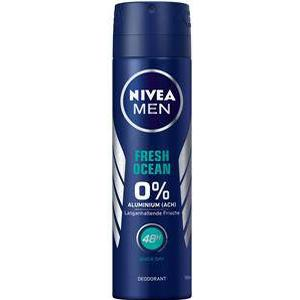 Nivea Männerpflege Deodorant Nivea Men Fresh Ocean Deodorant Spray 150 ml