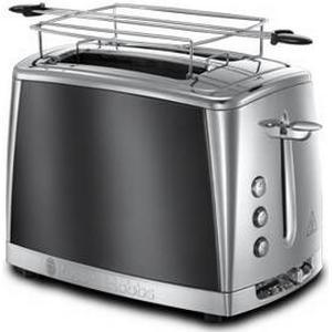 23221-56 Luna Moonlight Grey Toaster 1550W 6 Stufen (Grau) (Versandkostenfrei)