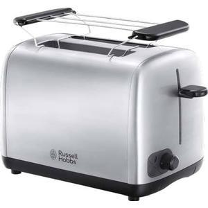24080-56 Adventure Toaster 850W 6 einstellbare Bräunungsstufen (Silber) (Versandkostenfrei)