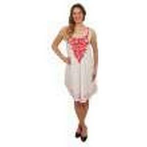 1-2-3.tv Damen-Sommerkleid `Holiday` mit Stickerei