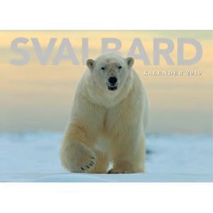 Aune Forlag Svalbard - Kalender 2020 - 33 x 24 cm - Aune