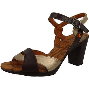 *art 0279 RIO Klassische Sandaletten braun Damen Gr. 38