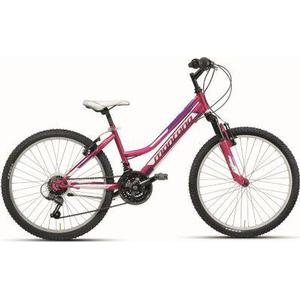 26 Zoll Damen Mountainbike Montana Escape 18 Gang... lila, 45cm