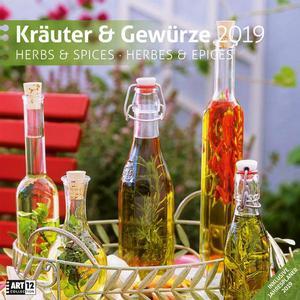 Ackermann Kunstverlag Kräuter und Gewürze 2019