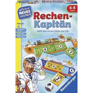 24972 Ravensburger Legespiel Rechen-Kapitän