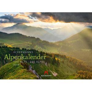 Ackermann Kunstverlag Ackermanns Alpenkalender 2019
