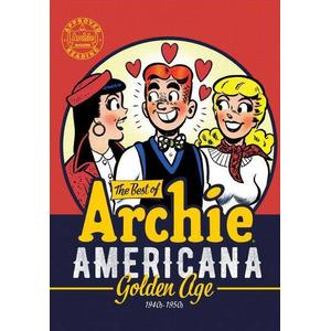 Archie Comics The Best Of Archie Americana