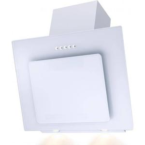 PKM 9039XW Wandhaube Dunstabzugshaube inkl Randabsaugung und Beleuchtung 60 cm Weiß