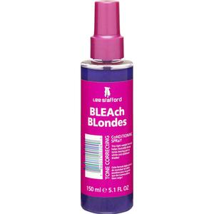 Lee Stafford Bleach Blondes Tone Correcting Conditioning Spray 150ml