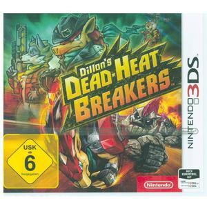 Dillon\ s Dead-Heat Breakers, 1 Nintendo 3DS-Spiel