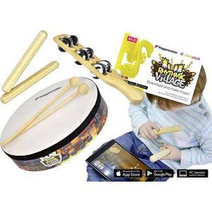 1130 Voggenreiter Percussion-Set Rhythmic Village