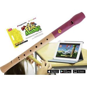 1142 Voggenreiter Blockflöte Flute Master Holz Barock