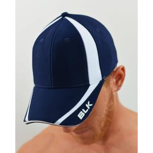 BLK Rugby Cap marine