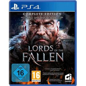 1027648 Lords of the Fallen Complete Edition PS4 USK: 16