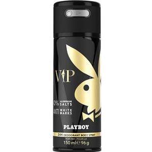 Playboy Herrendüfte VIP Men Deodorant Body Spray 150 ml