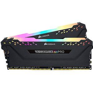 16GB (2x8GB) Corsair Vengeance RGB PRO DDR4-2666 RAM CL16 (16-18-18-35) Kit
