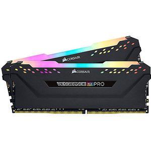 16GB (2x8GB) Corsair Vengeance RGB PRO DDR4-2933 RAM CL16 (16-18-18-36) Kit