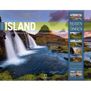 Ackermann Island Kalender 2020 - Reisen mit allen Sinnen - 42 x 54 cm - Ackermann
