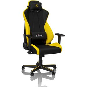 Nitro Concepts S300 Gaming Chair - Astral Yellow