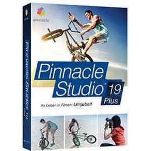 Corel Pinnacle STUDIO 19 Plus, Deutsch, Vollversion, Box