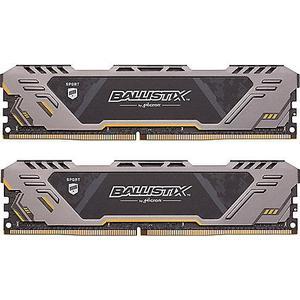 16GB (2x8GB) Ballistix Sport AT DDR4-3000 CL17 (17-19-19) RAM Speicher Kit