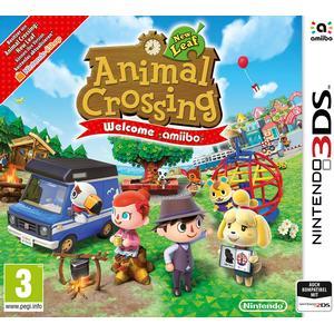 Amiibo Animal Crossing: New Leaf - Welcome Amiibo (Select)