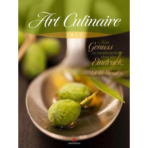 Ackermann Kunstverlag Art Culinaire 2019