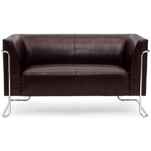 hjh OFFICE Curacao | 2-Sitzer - Lounge Sofa