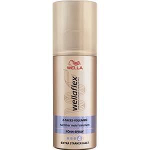 Wellaflex Styling Haarspray 2-Tages Volumen Föhn-Spray 150 ml
