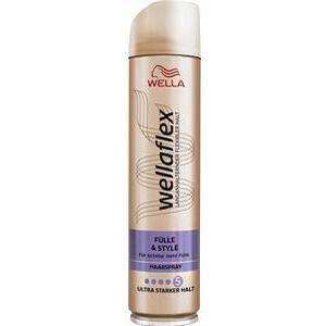 Wellaflex Styling Haarspray Fülle & Style Haarspray 250 ml