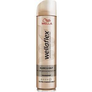 Wellaflex Styling Haarspray Glanz & Halt Haarspray 250 ml
