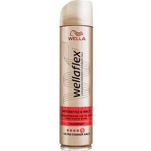 Wellaflex Styling Haarspray Hitzestyle & Halt Haarspray 250 ml