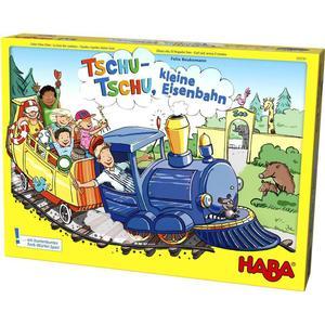 HABA 303736 Tschu-Tschu kleine Eisenbahn