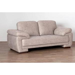 2-er Sofa NEVE von Matex Hellbraun