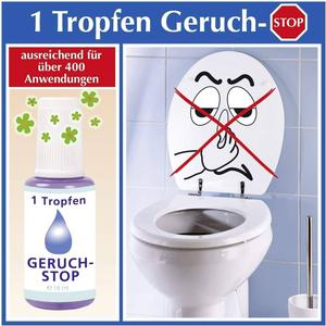 - 1 Tropfen Geruch Stop 18ml