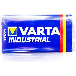 - 9 V Block Varta Industr. Batterie
