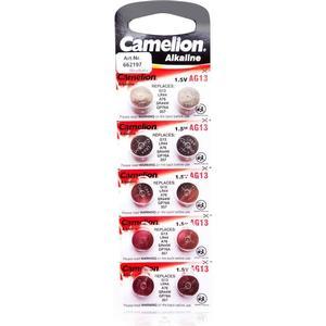 - Alkaline Knopfzellen AG13-LR44