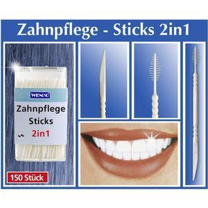 - Zahnpflege-Sticks 2in1 150er