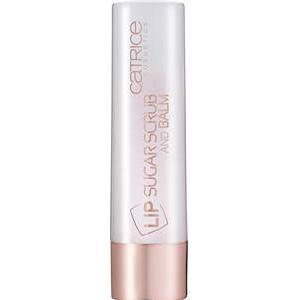 Catrice Lippen Lippenpflege Lip Sugar Scrub And Balm Nr. 010 Sugar Kiss 4 g