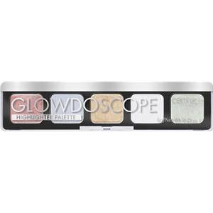 Catrice Teint Highlighter Glowdoscope Highlighter Palette Nr. 010 Glow´n`Go 6 g