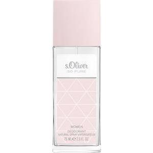 s.Oliver Damendüfte So Pure Women Deodorant Spray 75 ml