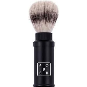 Sober Pflege Rasurpflege Rasierpinsel Silvertip Fibre 1 Stk.