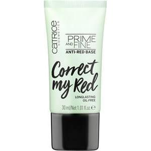 Catrice Teint Primer Prime And Fine Anti-Red Base 30 ml