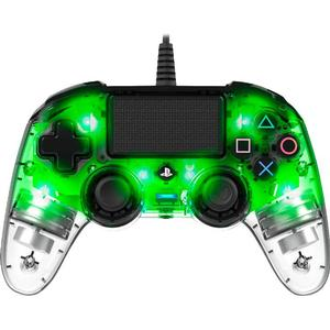 Bigben Light Edition Compact Controller (PS4) - Green