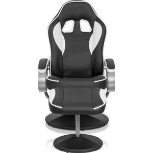 hjh OFFICE Gamer PRO WH 110 - Loungesessel