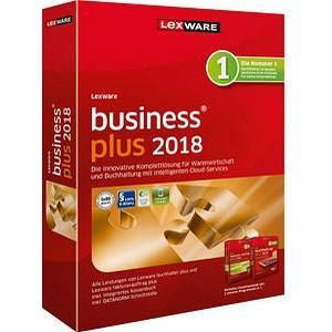 08839-0021 LEXWARE business plus 2018 Vollversion